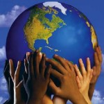 globe hands-different-cultures
