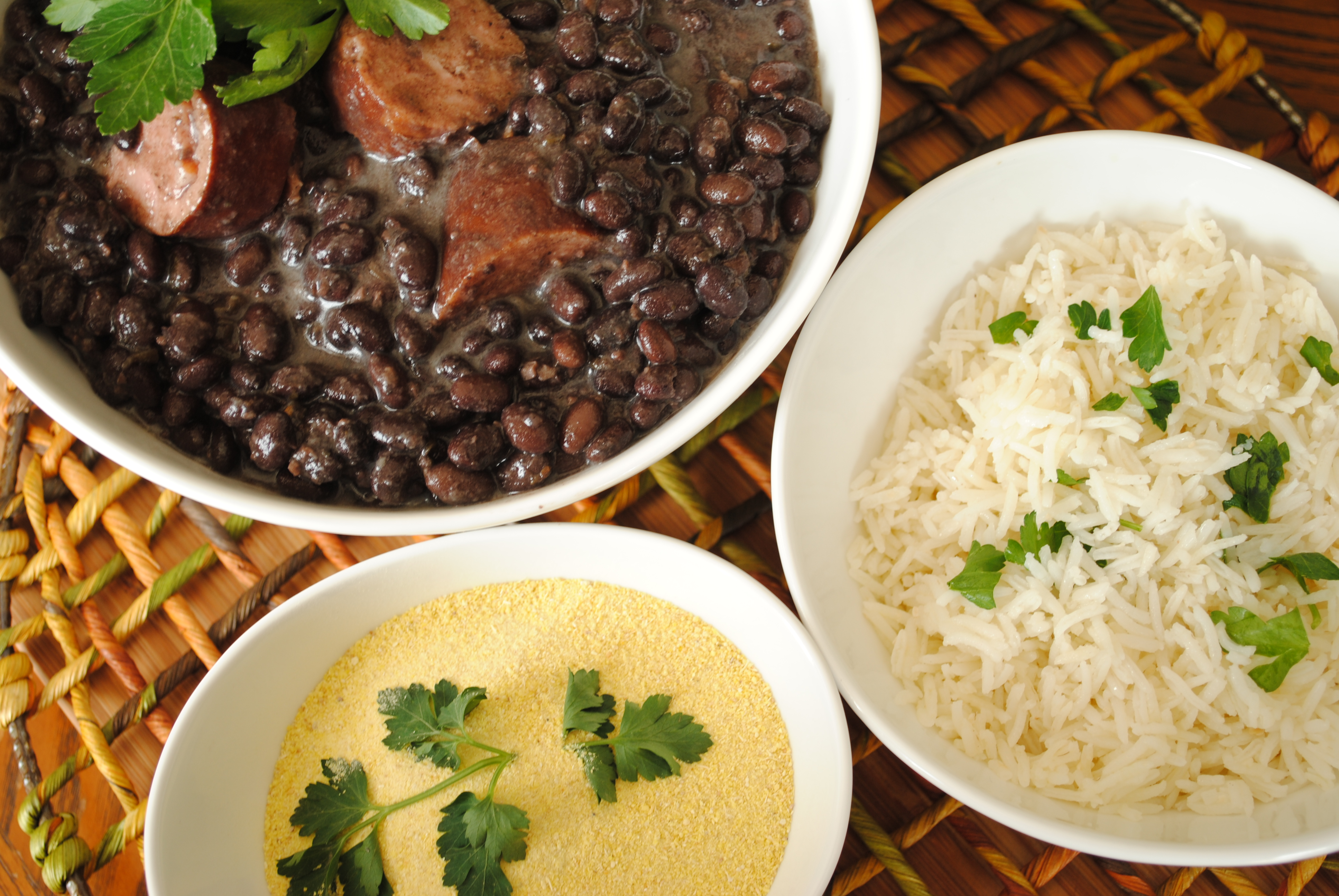 rice beans more